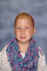 09 22 Laura - 3rd Grade